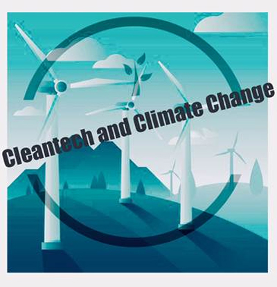The Cleantech and Climate Change podcasts